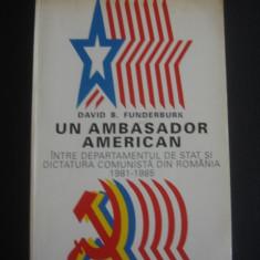 DAVID B. FUNDERBURK - UN AMBASADOR AMERICAN