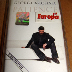 GEORGE MICHAEL - Patience / Caseta Audio Originala - Muzica Pop sony music, Casete audio