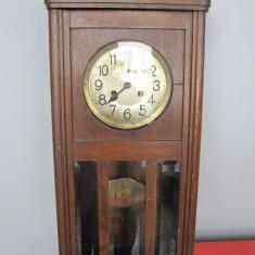 PENDUL PERETE VECHI CCA.1900-1930 functional - Pendula