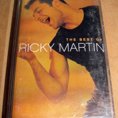 RICKY MARTIN - Best of / Caseta Audio Originala - Muzica Pop sony music, Casete audio