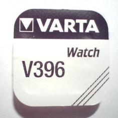 Baterie ceas Varta, cu argint AG2-LR726-LR59-396-397-SR726SW.
