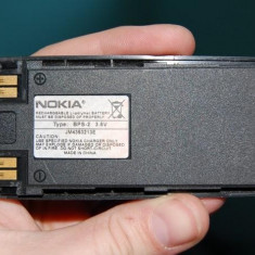 Acumulator/baterie originala NOKIA compatibila cu 5110, 6110, 6210, 6310, 6310i, Li-ion, 1500mAh/5, 5Wh