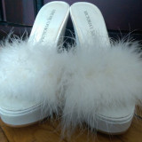 Papuci Victoria'S Secrets albi
