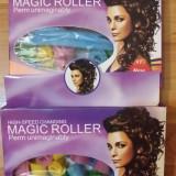 Bigudiuri Magic Roller pentru o coafura impecabila