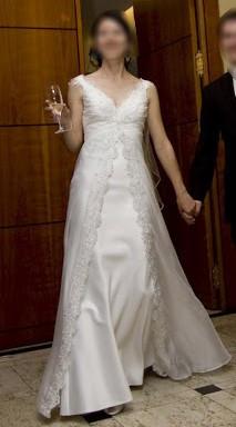 Rochie de mireasa Agnes Toma