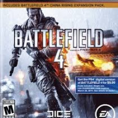 Cont PSN cu Battlefield 4 Premium - Battlefield 4 PS3 Ea Games, Multiplayer