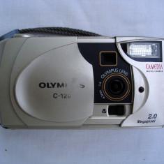 Aparat foto  digital compact Olympus  C-120, Sub 5 Mpx, Sub 2.4 inch