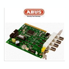 DVR PCI Abus Eytron TV3300 4canale - Placa de captura PC