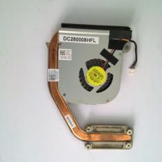 Sistem racire radiator si ventilator Dell Latitude E4310     (B6 , A89 , A96)