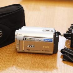 Camera Video JVC GZ-MG330H Everio, 2-3 inch, Hard Disk