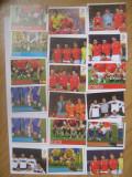 PANINI - EURO 2008 (echipe participante si orase gazda) - 19 stikere
