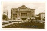 78 - TIMISOARA, theatre, tramway - old postcard - unused