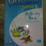 Elizabeth Gray - Welcome starter B Activity book