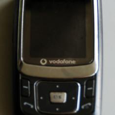 Samsung SGH-B520V - Telefon Samsung, Negru, Nu se aplica, Vodafone, Fara procesor, 32 MB