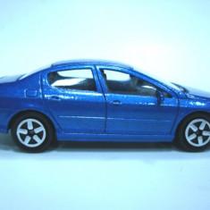 MAJORETTE -REGULAR -SCARA 1/64- PEUGEOT - ++2501 LICITATII !! - Macheta auto Maisto