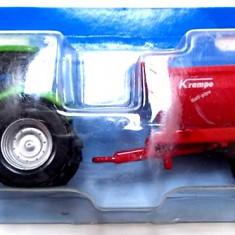 SIKU-SCARA 1/58 -TRACTOR - ++2501 LICITATII !! - Macheta auto Maisto