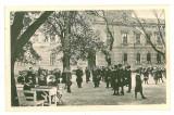 552 - TIMISOARA - Liceul de Fete - old postcard - unused