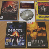 5in1 Classic RPG Pack (Fallout 1 + Fallout 3 + Stalker: Shadow of Chernobyl + Stranger + Mass Effect) - Jocuri PC, Shooting, 16+