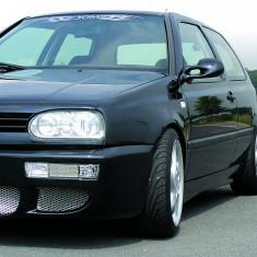Praguri VW Golf 3 plastic - Grile Tuning, Volkswagen, GOLF III (1H1) - [1991 - 1998]
