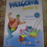 Elizabeth Gray - Welcome starter B Pupil's book