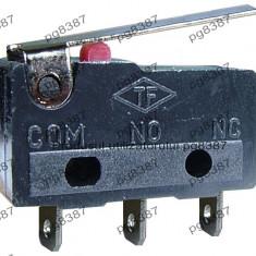 Comutator limitator, cu lamela, 3 A/ 250 V-125210