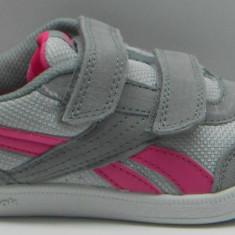 Adidasi REEBOK CL VIENNA 100% ORIGINALI adusi din germania nr 33 - Adidasi copii Reebok, Culoare: Din imagine, Fete, Piele naturala