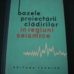 I. L. KORCINSKI - BAZELE PROIECTARII CLADIRILOR IN REGIUNI SEISMICE * MANUAL PENTRU PROIECTANTI, Alta editura