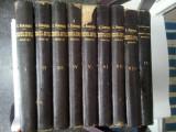CODUL CIVIL ADNOTAT - C.HAMANGIU - 9 VOLUME - editie 1925-1934