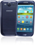 VAND SAMSUNG GALAXY S3 I9300 16GB PEBBLE BLUE, Albastru, Neblocat, Smartphone