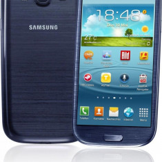 VAND SAMSUNG GALAXY S3 I9300 16GB PEBBLE BLUE - Telefon mobil Samsung Galaxy S3, Albastru, 32GB, Neblocat, Quad core, 1 GB