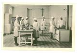 1084 - TIMISOARA, high school, cooking food - old postcard - unused