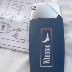 Bricheta Metalica Winston - Bricheta Cu Gaz