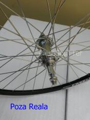 """Roata / Janta DUBLA + Spite Spate Bicicleta 26"""" foto"""