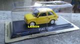 Macheta Fiat 126P + Revista DeAgostini Masini de Legenda nr.34, 1:43