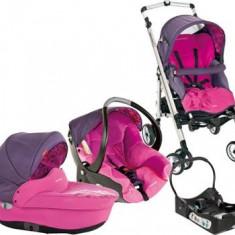 Carucior 3 in 1 Bebe Confort - Loola Up - Carucior copii 3 in 1 Bebe Confort, Pliabil