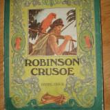 ROBINSON CRUSOE(limba engleza;1985) - Carte de povesti