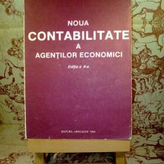 Noua contabilitate a agentilor economici - Carte Contabilitate