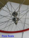 """Roata / Janta DUBLA + Spite Fata Bicicleta 26"""""""