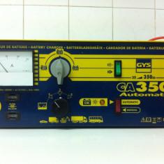 Redresor Bateri Marca GYS CA 350 Automatic 6-12-24V - Redresor Auto