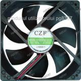 Ventilator 80x80 mm, 12V - 118296