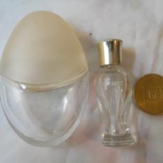 Frumoase si Vechi 2 Sticlute Parfum Mignone si Delicate - Sticla de parfum