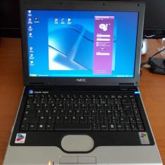LEPTOP LAPTOP, NOTEBOOK, NEC VERSA S940 ., Sub 80 GB, Diagonala ecran: 13, Windows XP, Intel Celeron