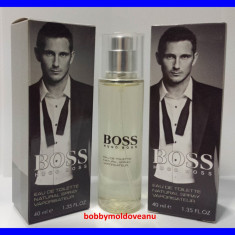 TESTER FIOLA PARFUM BARBAT HUGO BOSS BOTTLED - 40ML - Parfum barbati Hugo Boss, Altul