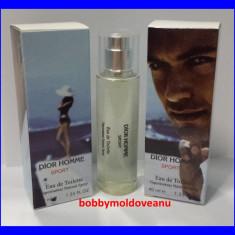 TESTER FIOLA PARFUM BARBAT CHRISTIAN DIOR DIOR HOMME SPORT - 40ML - Parfum barbati Christian Dior, Altul