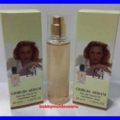 TESTER FIOLA DAMA GIORGIO ARMANI SI- 40ML - Parfum femeie Armani, Altul
