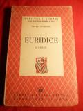 Petru Dumitriu - Euridice - 8 Proze - Prima Ed. 1947
