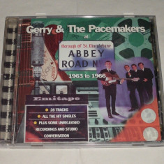Vand cd GERRY&THE PACEMAKERS AT ABBEY ROAD-1963-1966, emi records
