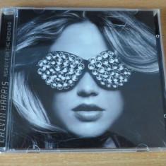 Calvin Harris - Ready For The Weekend - Muzica Dance sony music, CD