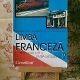 Mariana Popa - Limba franceza pentru clasa a VIII a Limba moderna 2