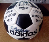 Mini minge Adidas Telstart durlast , World Cup 1974